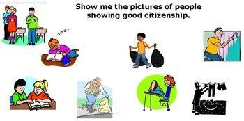 a good citizen paragraph